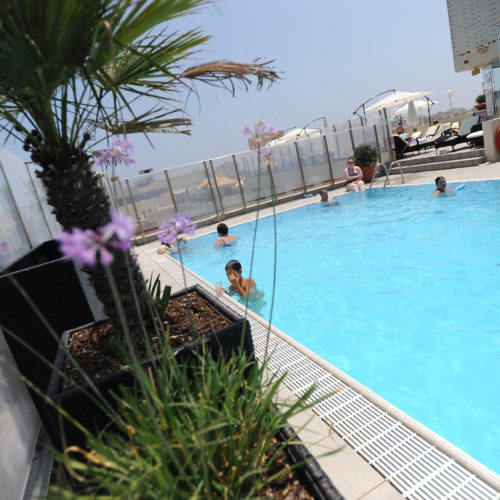 Plaza Regency Hotel outdoor pool