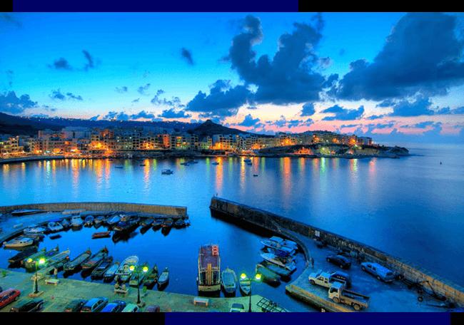 Marsalforn Bay Gozo