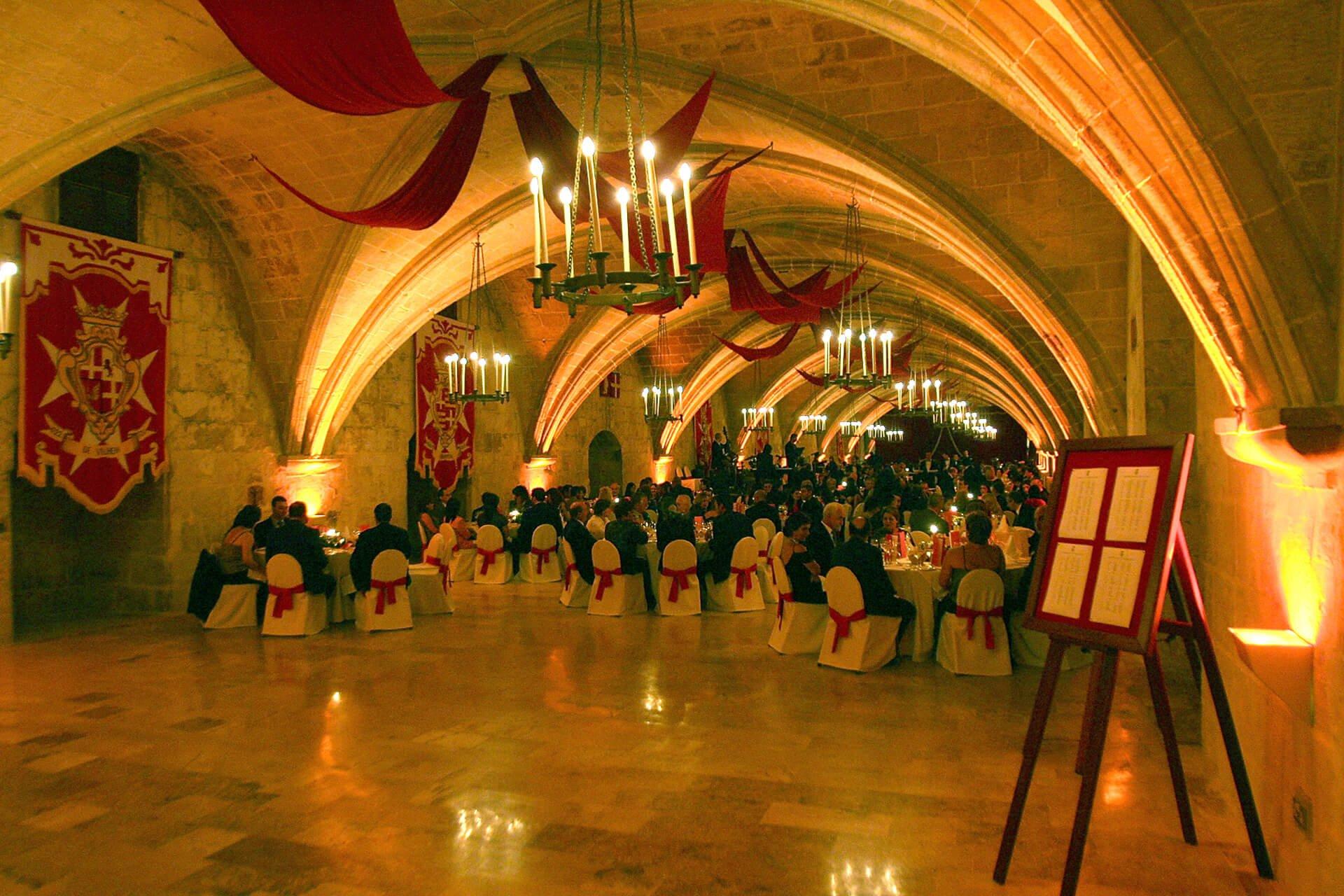 La Valette Hall