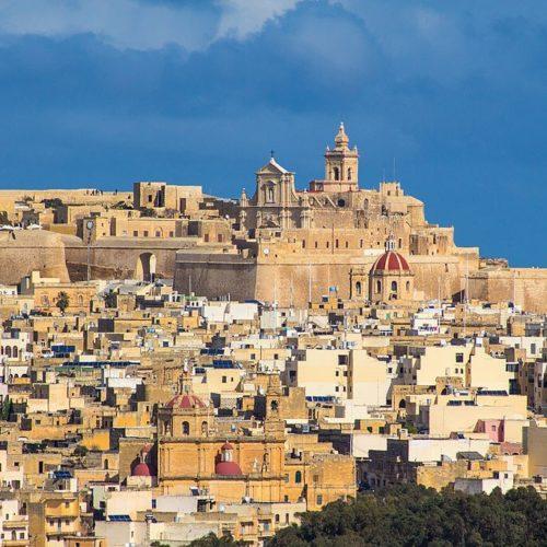 Gozo's Old Citadel
