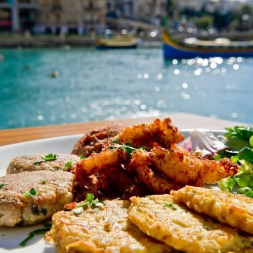 Highlights of Malta lunch