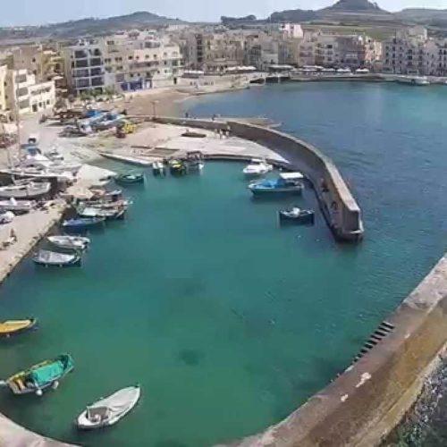 Marsalforn Bay in Gozo